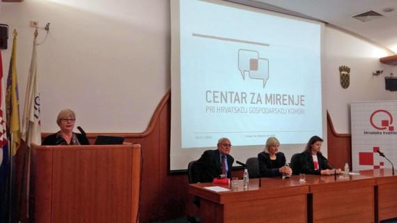 U ŽK Split održana prezentacija Stalnoga arbitražnog sudišta i Centara za mirenje pri HGK
