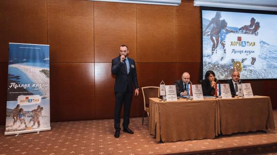 Poslovna radionica Sell Croatia – predstavljanje hrvatskih destinacija ruskim turističkim agencijama