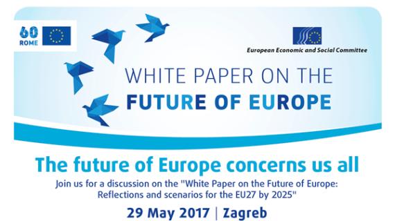 Nacionalna rasprava o budućnosti Europe – Bijela knjiga