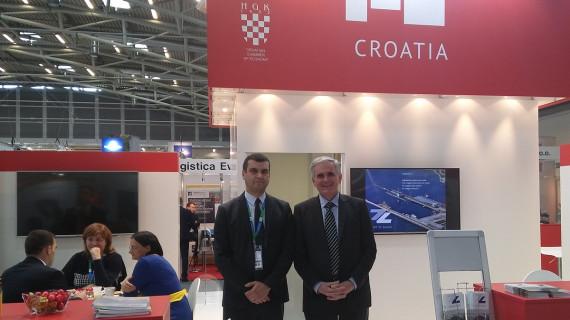 Hrvatske tvrtke na sajmu Transport & Logistic u Münchenu