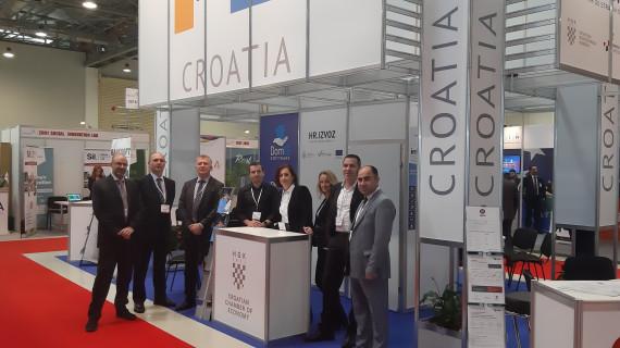 Hrvatske IT tvrtke na osmom uzastopnom sajmu Bakutel u Azerbajdžanu