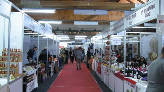 Hrvatske tvrtke izlagale na 21. Osječkom jesenskom sajmu u organizaciji ŽK Osijek