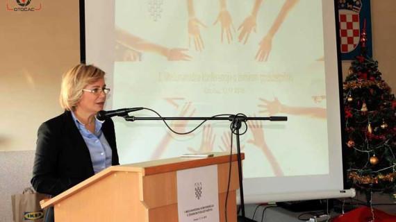 Potpredsjednica Čagalj otvorila prvu Međunarodnu konferenciju o ženskom poduzetništvu u Otočcu