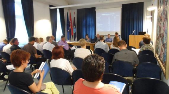 Gospodarsko vijeće ŽK Sisak upoznato sa stanjem gospodarstva i usporedbom županija