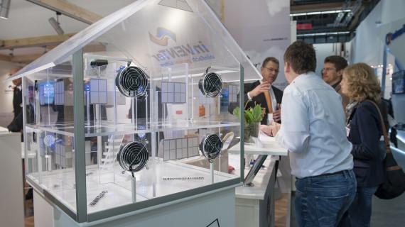 Hrvatski izlagači na sajmu grijanja, klimatizacije, hlađenja i kupaonske opreme ISH u Frankfurtu