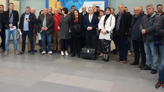 Delegacija hrvatskih tvrtki posjetila najveći svjetski sajam građevinske tehnike – Bauma 2019.