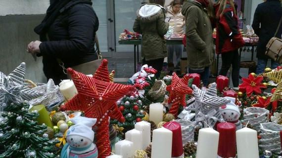 Održan Božićni sajam u Kninu