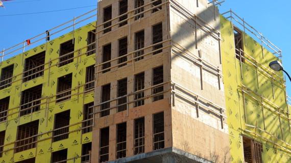 Snažan rast građevinskih dozvola u stanogradnji