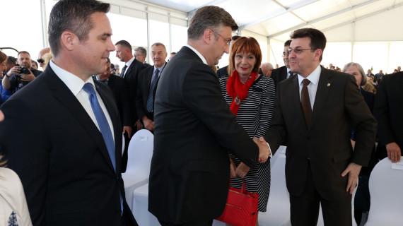 Otvorena najveća hrvatska greenfield-investicija