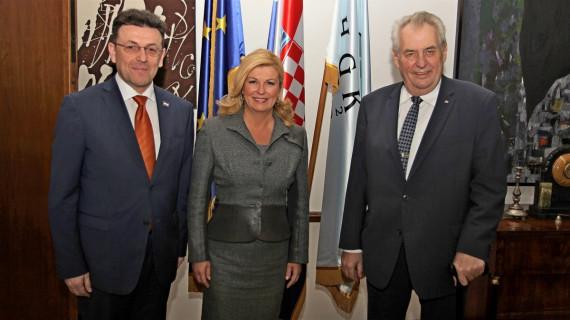 Hrvatsko-češki gospodarski forum okupio više od 70 tvrtki