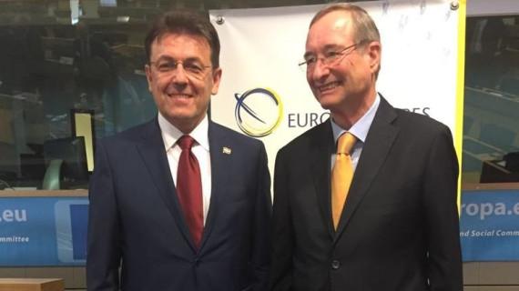 Predsjednik HGK Burilović po treći je put izabran u Upravni odbor Eurochambresa