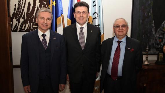 Posjet ministra Uprave grada Moskve Hrvatskoj gospodarskoj komori
