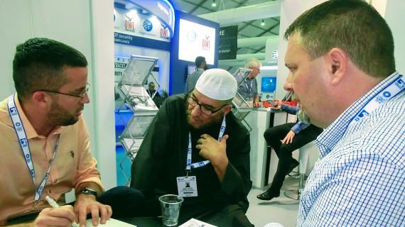Hrvatski proizvođači naftne opreme na međunarodnom sajmu u Abu Dhabiju