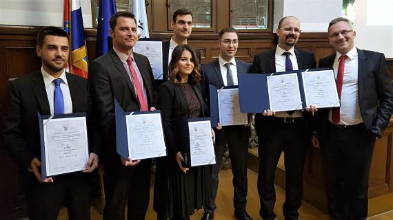 Dodijeljene nagrade Top of the Funds: Erste Asset Management - najbolje društvo za upravljanje investicijskim fondovima u 2016.