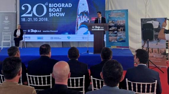 Potpredsjednik HGK Kovačević: Nautički turizam ne smije biti žrtva institucionalne neusklađenosti