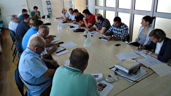 ŽK Bjelovar: Drvni-prerađivači održali sjednicu