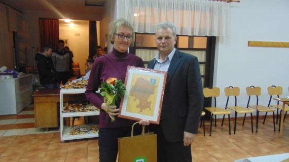 Udruga pčelara Virovitica dodijelila zahvalnicu HGK - Županijskoj komori Virovitica
