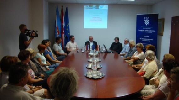 Proizvođači i prerađivači ljekovitog bilja iz Slovenije posjetili Virovitičko-podravsku županiju