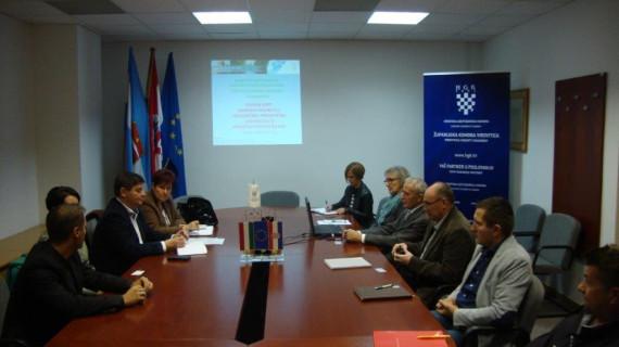 Održan poslovni susret izaslanstva Mađarske s proizvođačima i prerađivačima ljekovitog bilja iz Virovitičko-podravske županije