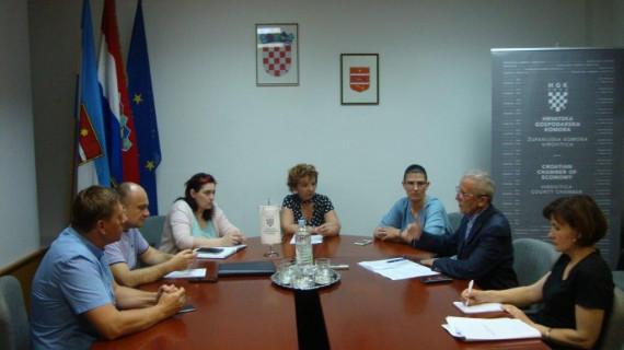 U ŽK Virovitica održan sastanak za izbor kandidata za člana Vijeća Udruženja računovođa