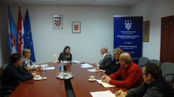 ŽK Virovitica: Održana 22. sjednica Grupacije vinogradarstva i voćarstva