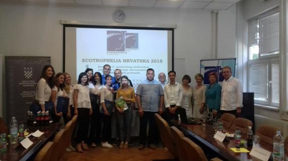 Ecotrophelia Hrvatska 2018 osigurala odlazak studentima na natjecanje za najinovativniji proizvod u Pariz