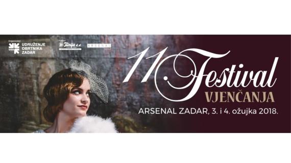 ŽK Zadar pokrovitelj sajma Festival vjenčanja 2018. u Zadru