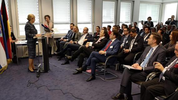Burilović: Pristup njemačkom tržištu nije lagan, ali naše su tvrtke konkurentne
