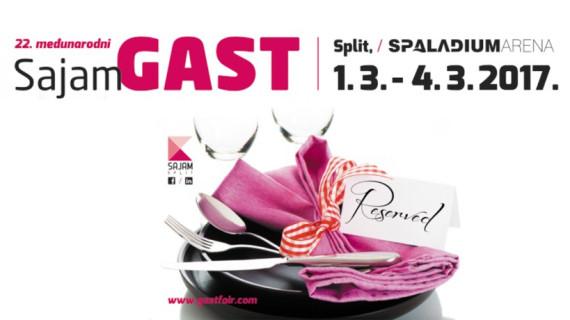ŽK Split organizira kolektivni nastup članica HGK na sajmu GAST 2017. u Splitu
