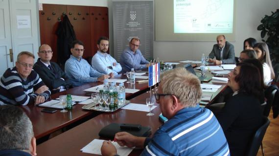 Održana sjednica Strukovne grupacije graditeljstva ŽK Čakovec