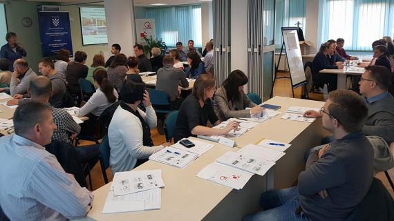 ŽK Bjelovar: Održana radionica za voditelje HACCP tima u tvrtkama koje ne proizvode hranu životinjskoga podrijetla, pekare i trgovine