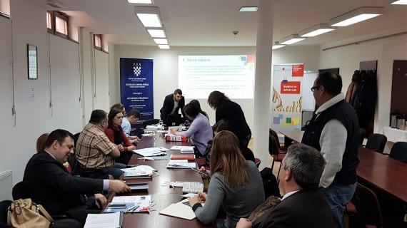 HAMAG-BICRO održao radionicu za poduzetnike i obrtnike u ŽK Požega