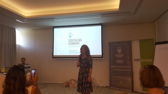 Održan 11. HR Summit – HGK u skladu s digitalnom transformacijom poslovanja predstavio Digitalnu komoru