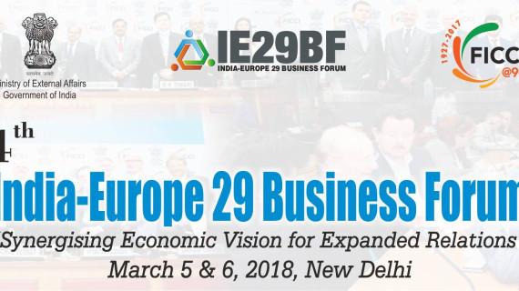 Četvrti poslovni forum Indije i Europe