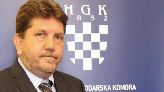 Igor Fišer predsjednik Udruženja faktoring društava HGK