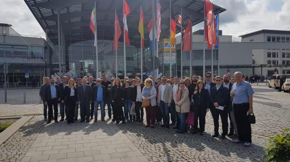 Hrvatske tvrtke posjetile sajam IFAT 2018 u Münchenu