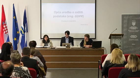 U ŽK Slavonski Brod održano savjetovanje o zaštiti osobnih podataka