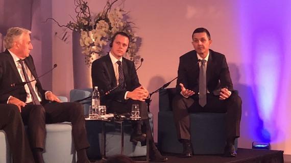 Potpredsjednik HGK Radoš predstavio Digitalni komoru na 1. Konferenciji foruma jadransko-jonskih gospodarskih komora