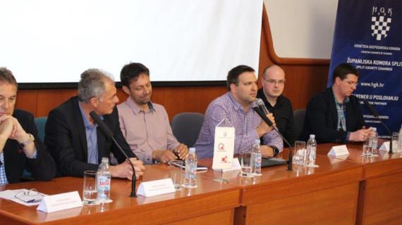 U ŽK Split održan okrugli stol ''Split 2020: Vizija grada budućnosti kroz Smart City inovacije''