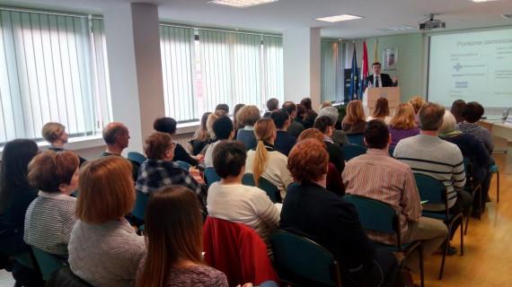 Seminar o godišnjim financijskim izvještajima, porezu na dobit i aktualnostima u PDV-u održan u ŽK Bjelovar