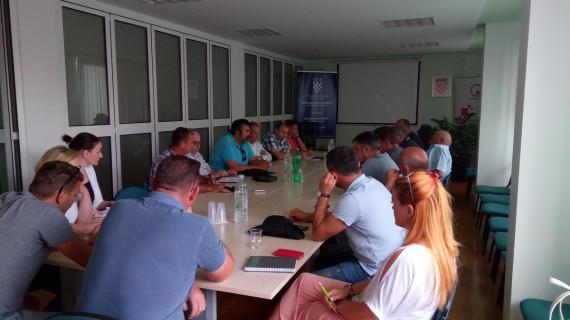 Drvni - prerađivači ŽK Bjelovar dogovorili moguća rješenja novonastale situacije