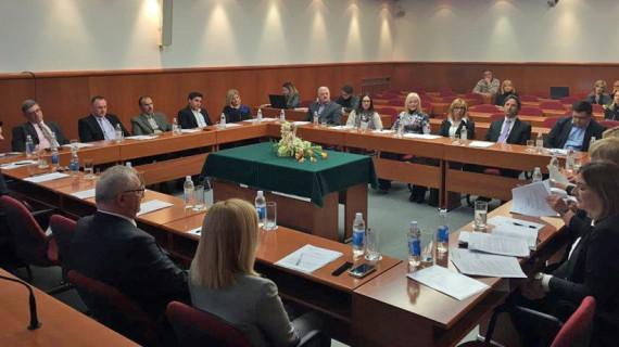 Treća sjednica Gospodarskog vijeća Županijske komore Split