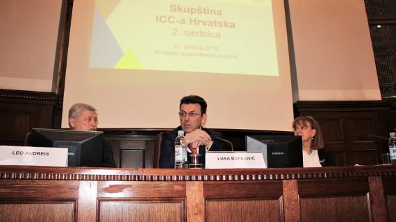 Luka Burilović jednoglasno ponovno izabran za predsjednika ICC-a Hrvatska