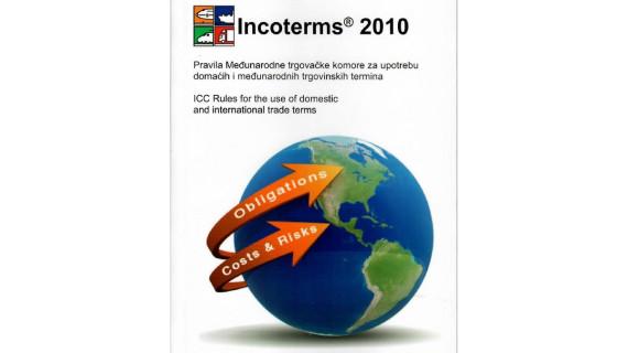 Incoterms 2010: Revidirana pravila za upotrebu u međunarodnoj trgovini