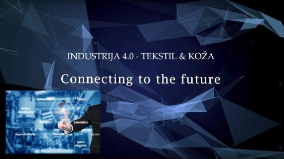 HGK vas poziva na konferenciju Industrija 4.0 ↔ Tekstil & koža