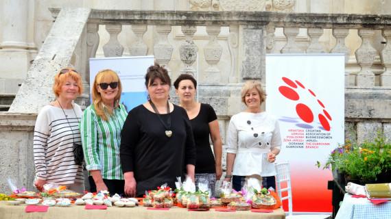Održana sjednica poslovnih žena u ŽK Dubrovnik