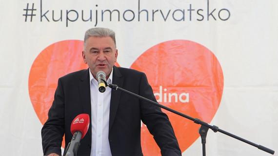 Potpredsjednik HGK Zaher: 'Kupujmo hrvatsko' trebamo živjeti 365 dana u godini