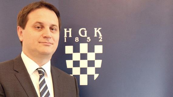 Jurica Jednačak ponovno izabran za predsjednika Udruženja za poslovanje i posredovanje na financijskim tržištima HGK