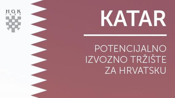 Katar - potencijalno izvozno tržište za Hrvatsku
