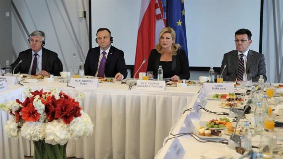 Burilović: potencijal razvoja poslovne suradnje s Poljskom je ogroman